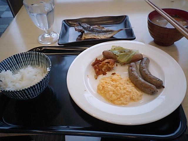 ホテルインサイド沼津_朝食